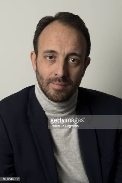 Maison Sarah Lavoine Edouard Renevier attends the Paris Luxury Summit 2017 at Theatre Des Sablons on December 12 2017 in NeuillysurSeine France