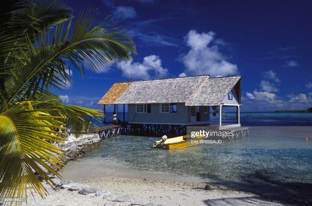 Maison Sur Pilotis En 1984 Aux Seychelles News Photo Getty Images