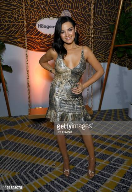 Maite Perroni attends People En Espanol's Los 50 Más Bellos Celebration at 1 Hotel West Hollywood on May 23 2019 in West Hollywood California