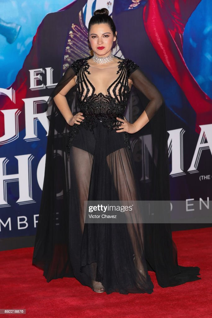"""The Greatest Showman"" Mexico City Premiere : News Photo"