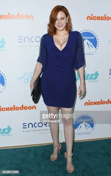 Maitland Ward attends the 9th Annual Thirst Gala at The Beverly Hilton Hotel on April 21 2018 in Beverly Hills California