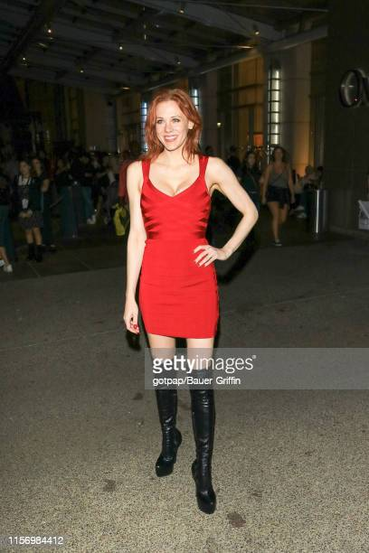 Maitland Ward is seen on July 20 2019 in San Diego California