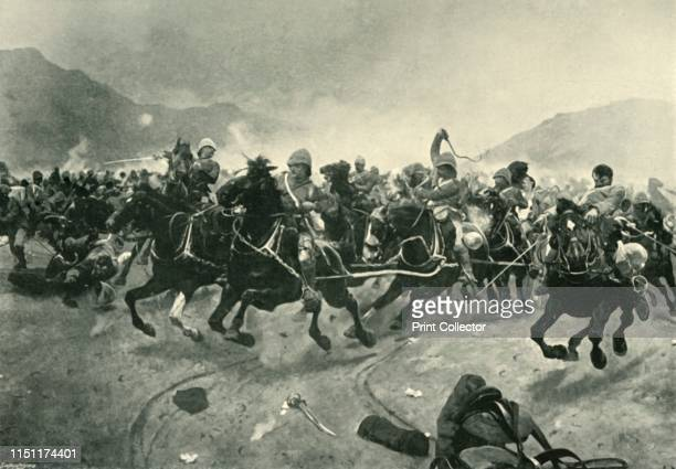 Maiwand Saving the Guns' The Battle of Maiwand in Afghanistan took place on 27 July 1880 during the Second AngloAfghan War Emir Ayub Khan and Malalai...