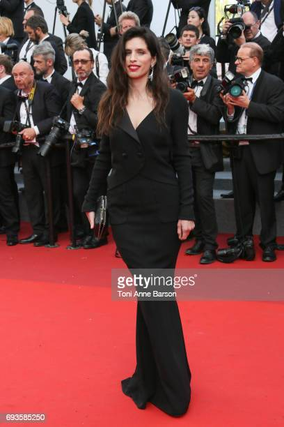 Maiwenn Le Besco attends the 70th anniversary event during the 70th annual Cannes Film Festival at Palais des Festivals on May 23 2017 in Cannes...