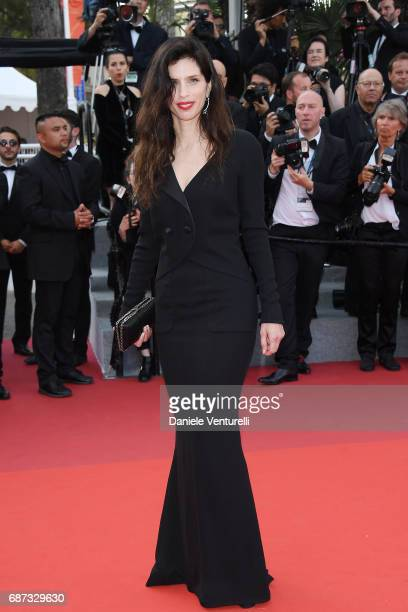 5c6a3a6bad6 Maiwenn Le Besco attends the 70th Anniversary of the 70th annual Cannes  Film Festival at Palais