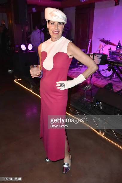 Maja Gruen attends the House Of Cardin Special Screening At Palm Springs Modernism Week at The Plaza Theater on February 21 2020 in Palm Springs...