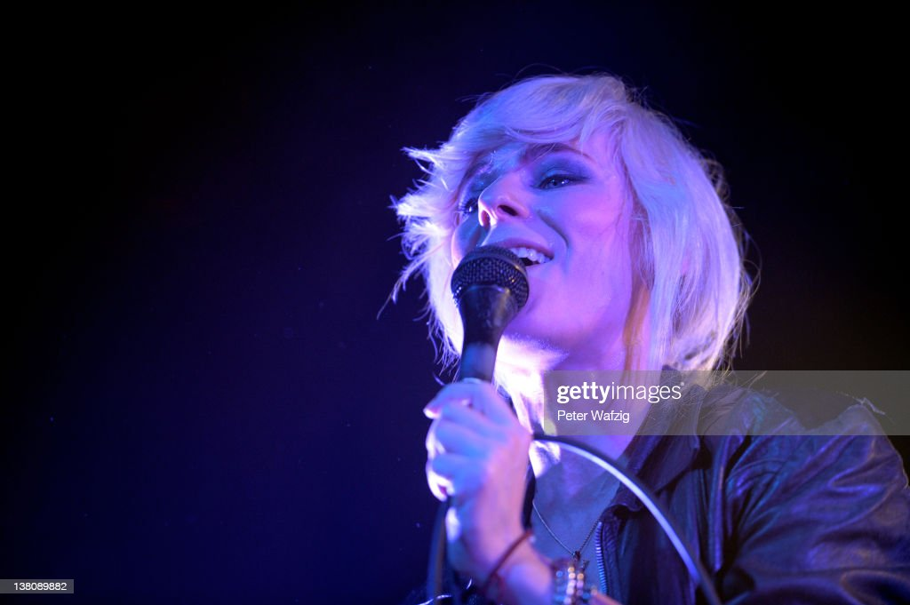 The Sounds In Concert : News Photo
