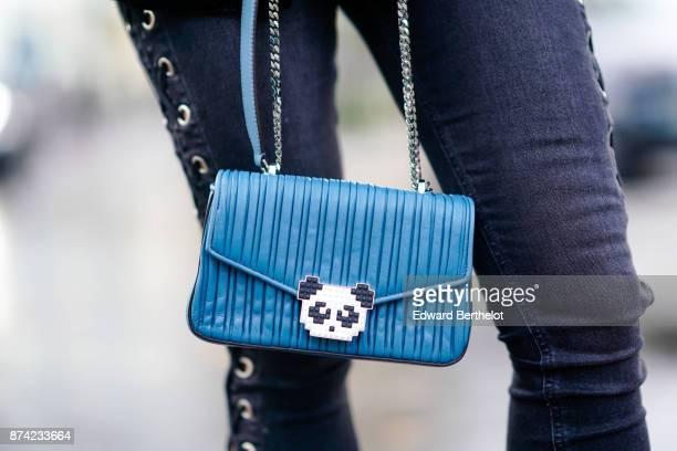 Boys Girls Casual Lace-up Sneakers Running Shoes Stylish Bamboo Sunglasses Panda Bear