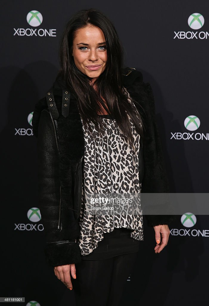 Maja Maneiro attends the Microsoft Xbox One launch party at the Microsoft Center on November 21, 2013 in Berlin, Germany. Microsoft is launching the new console to compete against the new Sony Playstation 4 ahead of Christmas.