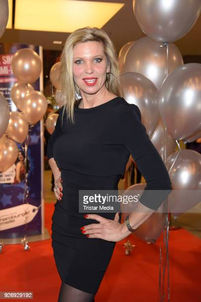 Maja Prinzessin von Hohenzollern during the VIP Late Night Shopping Party on March 3 2018 in Hamburg Germany