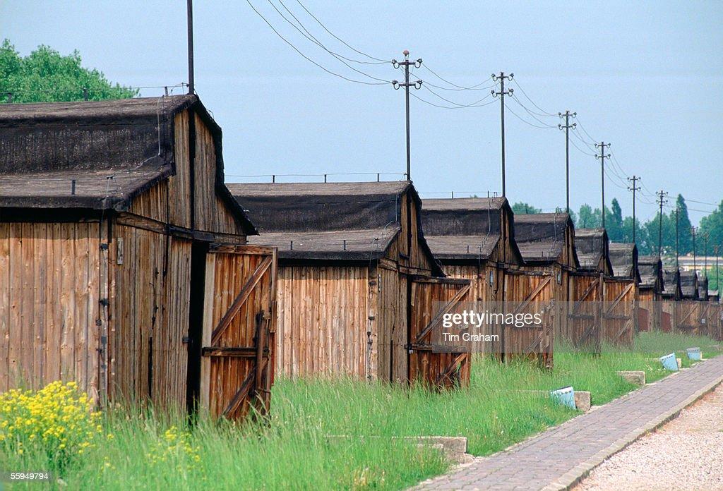 Majdanek Concentration Camp, Poland : News Photo