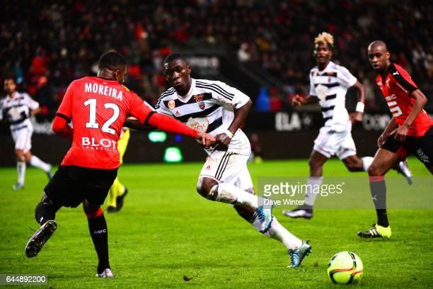 Majeed WARIS Rennes / Lorient 20eme journee de Ligue 1 Photo Dave Winter / Icon Sport