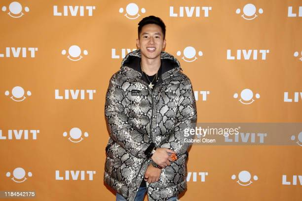 Majes Wei attends Trip 'R' Treat with LIVIT LA's Largest Live Streaming Competition on October 30 2019 in Hollywood California