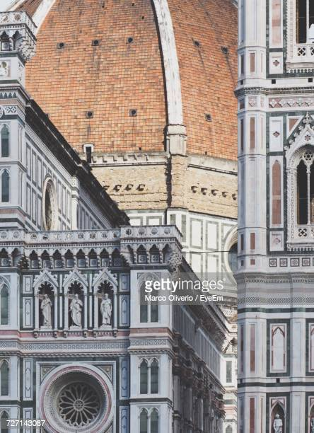 Majestic Buildings In Florence