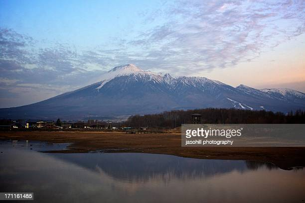 majestic mt.iwate - 八幡平市 ストックフォトと画像