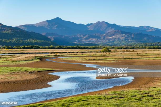 Majestic scenery of Snowdonia, North Wales