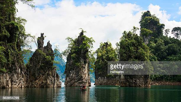 majestice - kao sok national park stock pictures, royalty-free photos & images
