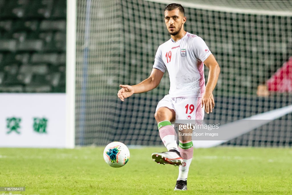 Hong Kong v IR Iran - FIFA World Cup Asian Qualifier 2nd Round : Nachrichtenfoto