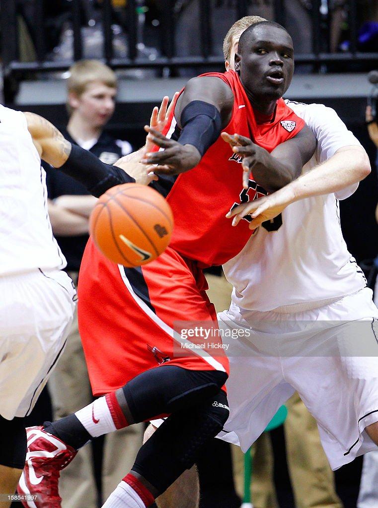Ball State v Purdue : News Photo