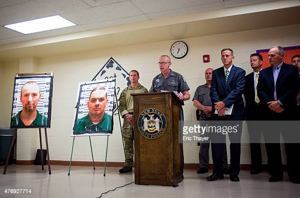 Manhunt Continues For Two Prisoners That Broke Out Of New