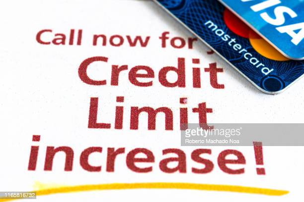 Major credit card companies offering a credit limit increase Many Canadians carry a large debt which has come to worry the government regarding the...