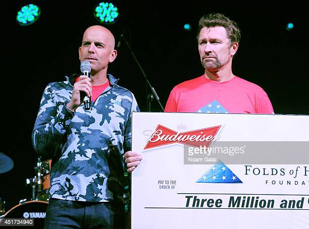 Major Dan Rooney Folds of Honor Foundation and country music star Craig Morgan announce Budweiser's $3 Million donation to Folds of Honor which...