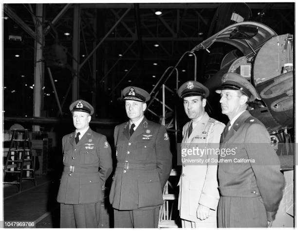 Major General Antonius Baretta April 12 1951 Major General Antoniun BarettaColonel Jan H GiessonLieutenant Colonel Charles W HostlerLieutenant...