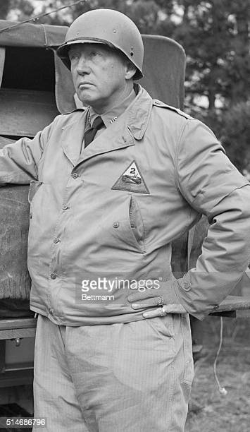 Major General George S. Patton Jr. Was named director of certain American forces landing on the West Coast of Africa.