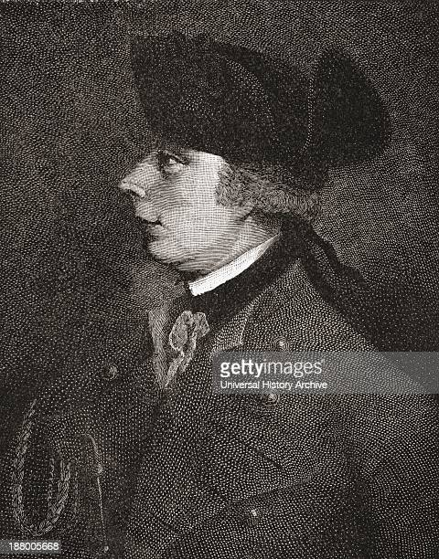 Major General James Wolfe 1727 To 1759 British Army Officer From The Book Short History Of The English People By JR Green Published London 1893