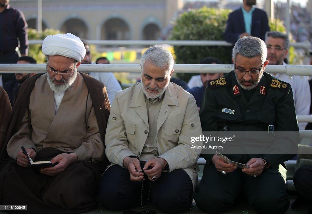 Eid al-Fitr in Iran : News Photo