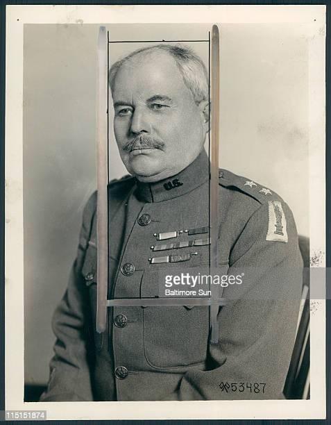 Major General Robert Alexander 1927 - Baltimore Sun
