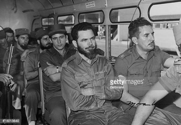 Major Huber Matos, who was arrested by the Cuban Revolutionary government in mid-October 1959, has been charged with treason by Prime Minister Fidel...
