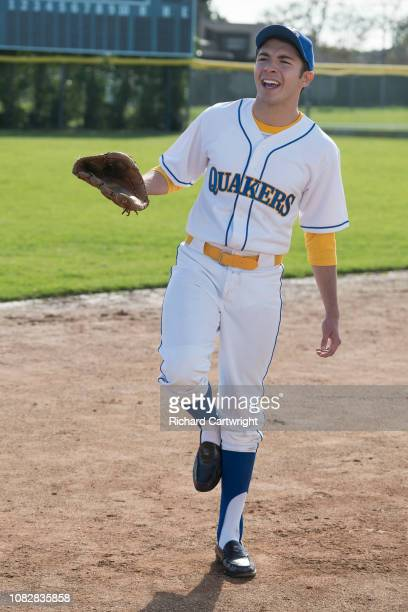 THE GOLDBERGS 'Major League' Adam is initially terrified when he and his friends are recruited to the William Penn Academy baseball team but he...
