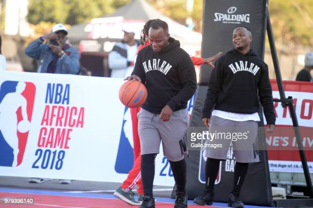 Major League DJz performs during the June 16 Youth Day Celebration concert at Time Square Sun Arena on June 16 2018 in Pretoria South Africa The...