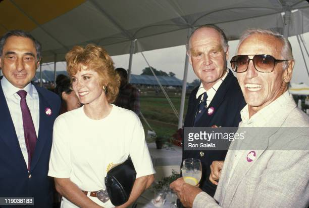 Major Ronald Fergeson Stefanie Powers and H Oxenberg
