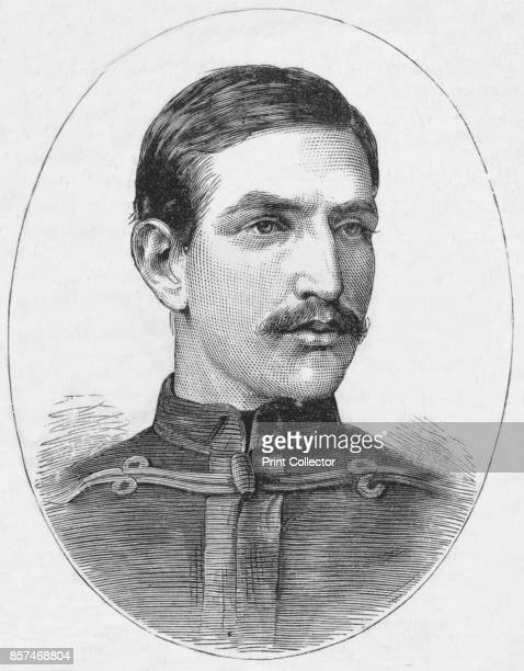 Major W M Laurence' circa 1880 From British Battles on Land and Sea Vol IV by James Grant [Cassell Petter Galpin London Paris Melbourne circa 1880]...