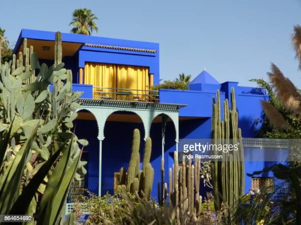 Majorelle Garden, Marrakesh, Morocco