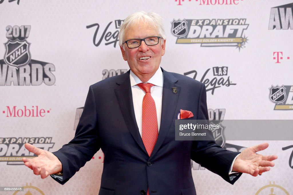 Majority owner Bill Foley of the Vegas Golden Knights attends the 2017 NHL Awards at T-Mobile Arena on June 21, 2017 in Las Vegas, Nevada.