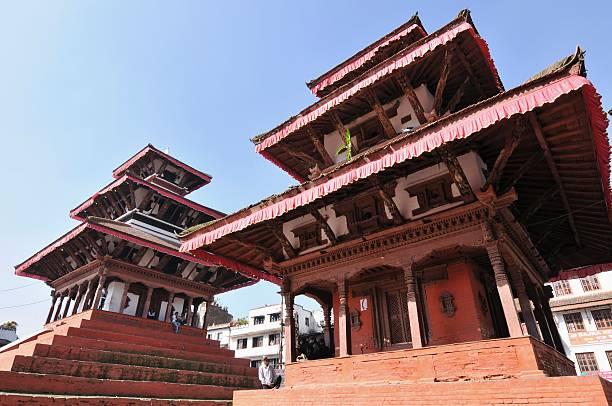 Maju Deval temple in Kathmandu´s Durbar square
