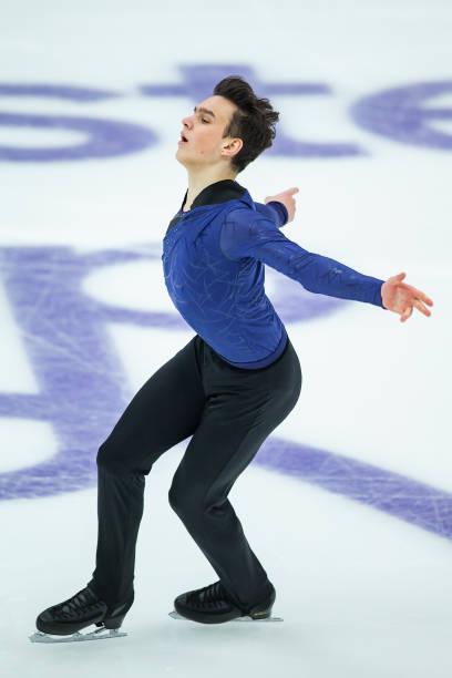 RUS: ISU Grand Prix of Figure Skating - Rostelecom Cup