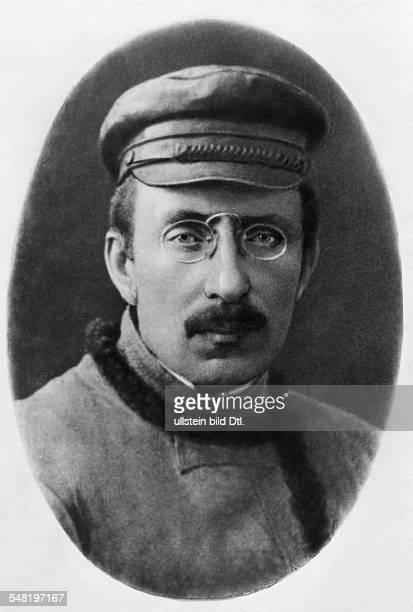 Makarenko, Anton Semjonow - Writer, Pedagogue, Russland *01.03.1888-+ - Portrait, drawing - about 1930 Vintage property of ullstein bild