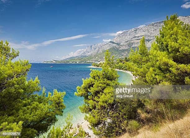 Makarska Riviera at Tucepi