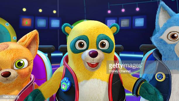 STEPS 'Make a Salad' Disney Junior's new shortform series 'Special Agent Oso Three Healthy Steps' features Oso and friends as they watch a liveaction...