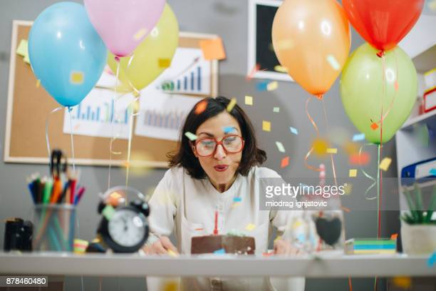 make a wish! - funny birthday stock photos and pictures