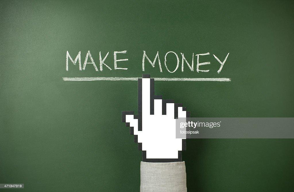 make money : Stock Photo