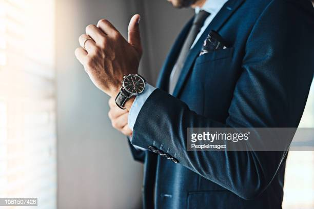 make sure you're always on time - wrist watch stock pictures, royalty-free photos & images