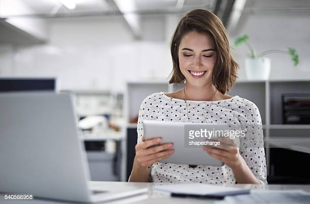 make technology work for you - happy stock photos and pictures