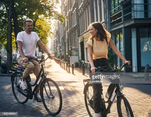 make the most of every moment life gives you - amsterdam stock pictures, royalty-free photos & images