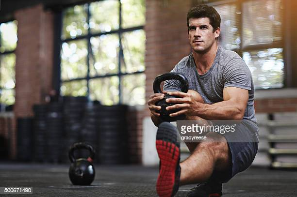 make this workout your best yet! - sports training stock pictures, royalty-free photos & images