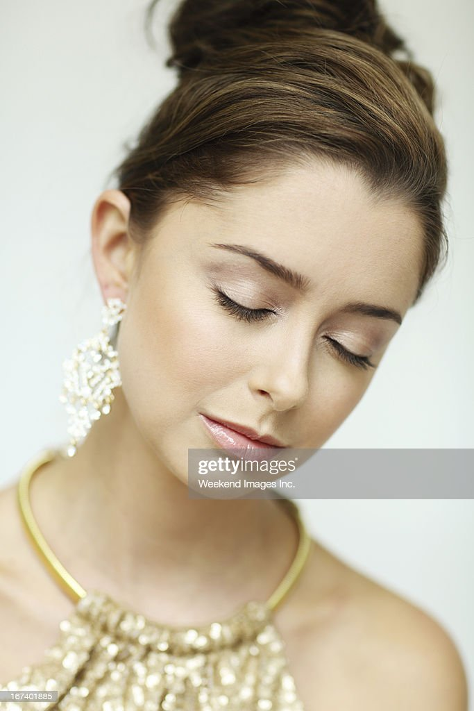 Make up for party : Stock Photo